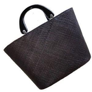 Putu J. Maclear large Oversized lined woven basket